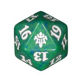 Licznik Życia K20 - Throne of Eldraine - zielony