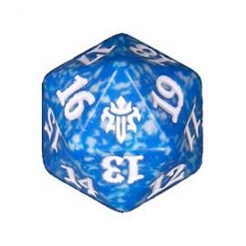 Licznik Życia K20 - Throne of Eldraine - niebieski
