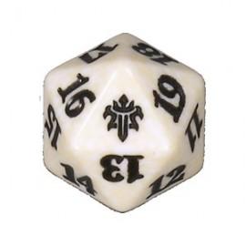Licznik Życia K20 - Throne of Eldraine - biały