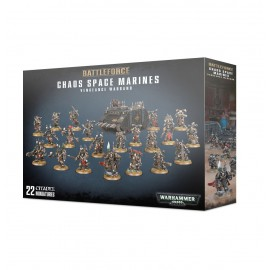 Chaos Space Marines – Vengeance Warband