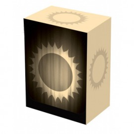 Legion - Deckbox - Super Iconic - Sun