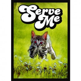 Legion - Matte Sleeves - Serve Me Double Matte Sleeves (50 protektorów)