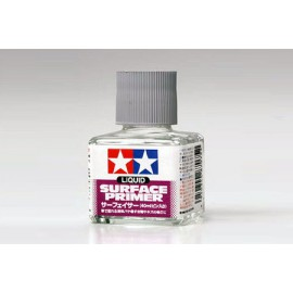 Liquid Surface Primer - Grey (Tamiya 87075)