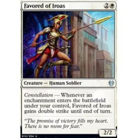 Favored of Iroas