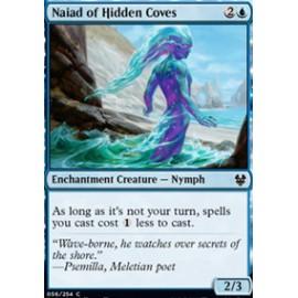Naiad of Hidden Coves
