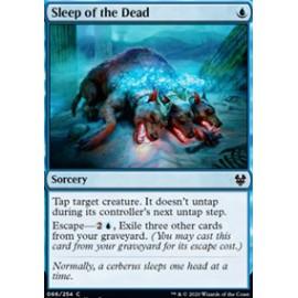 Sleep of the Dead
