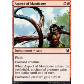 Aspect of Manticore