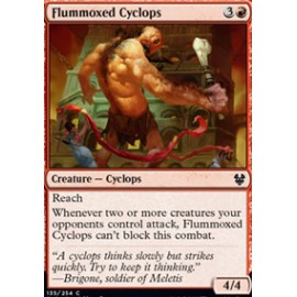 Flummoxed Cyclops