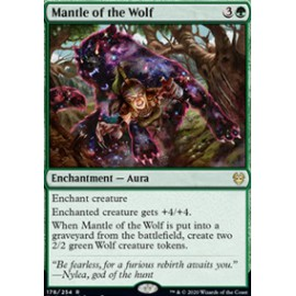 Mantle of the Wolf