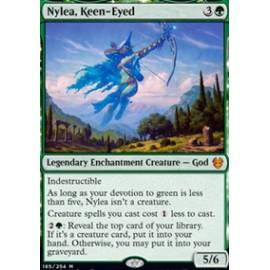 Nylea, Keen-Eyed