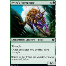 Nylea's Forerunner
