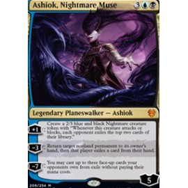 Ashiok, Nightmare Muse