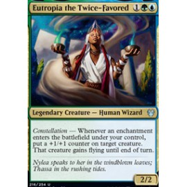 Eutropia the Twice-Favored