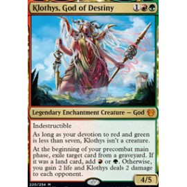 Klothys, God of Destiny