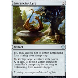 Entrancing Lyre
