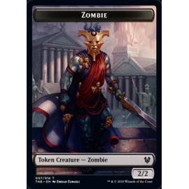 Zombie 2/2 Token 007 - THB