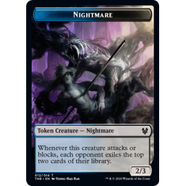 Nightmare 2/3 Token 012 - THB
