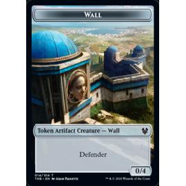 Wall 0/4 Token 014 - THB