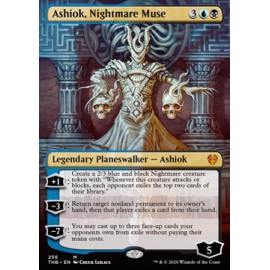 Ashiok, Nightmare Muse BORDELESS