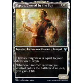 Daxos, Blessed by the Sun (Extras)