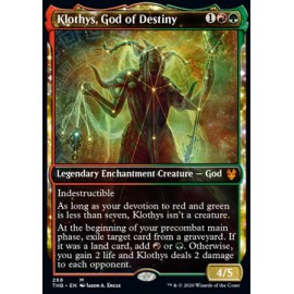 Klothys, God of Destiny (Extras)