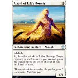 Alseid of Life's Bounty FOIL