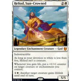 Heliod, Sun-Crowned FOIL
