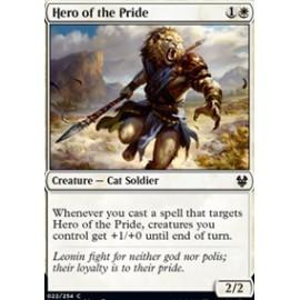Hero of the Pride FOIL
