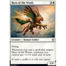 Hero of the Winds FOIL