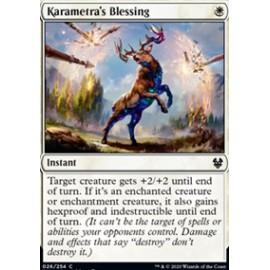 Karametra's Blessing FOIL