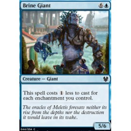 Brine Giant FOIL