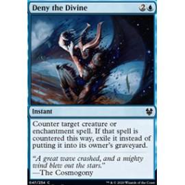 Deny the Divine FOIL