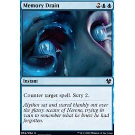 Memory Drain FOIL
