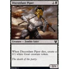 Discordant Piper FOIL