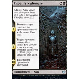 Elspeth's Nightmare FOIL