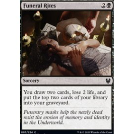 Funeral Rites FOIL