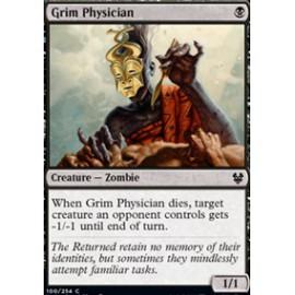 Grim Physician FOIL