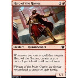 Hero of the Games FOIL
