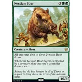 Nessian Boar FOIL