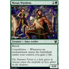 Nexus Wardens FOIL