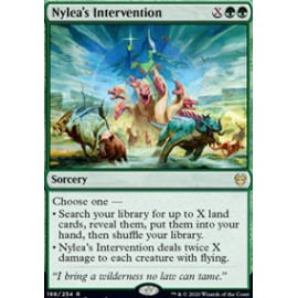 Nylea's Intervention FOIL