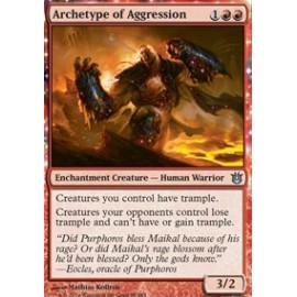 Archetype of Aggression