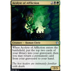 Acolyte of Affliction FOIL