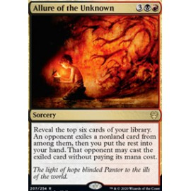 Allure of the Unknown FOIL