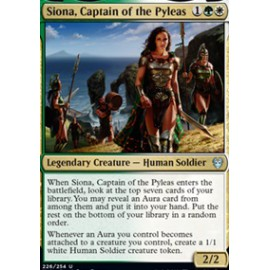 Siona, Captain of the Pyleas FOIL