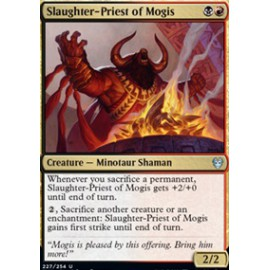 Slaughter-Priest of Mogis FOIL