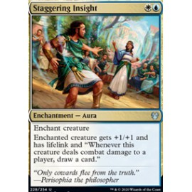 Staggering Insight FOIL
