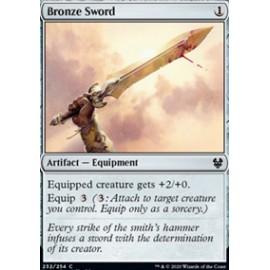 Bronze Sword FOIL