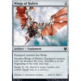 Wings of Hubris FOIL