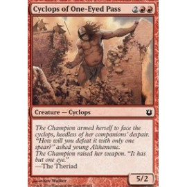 Cyclops of One-Eyed Pass